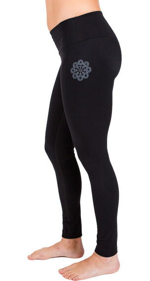 YogiYogini Sweden W's Linnea Tights Black